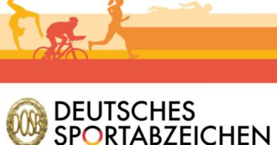 Letzten Chancen für Sportabzeichen 14.10.21